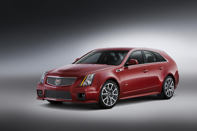 Cadillac Pressroom United States Cts V Wagon