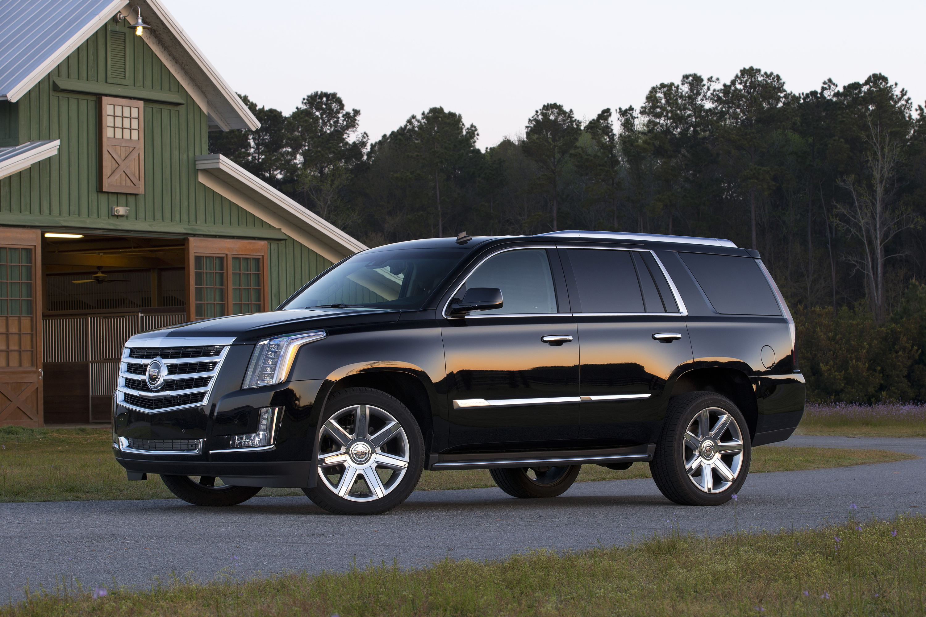 2015 Escalade Exterior Rooted In Attention To Detail