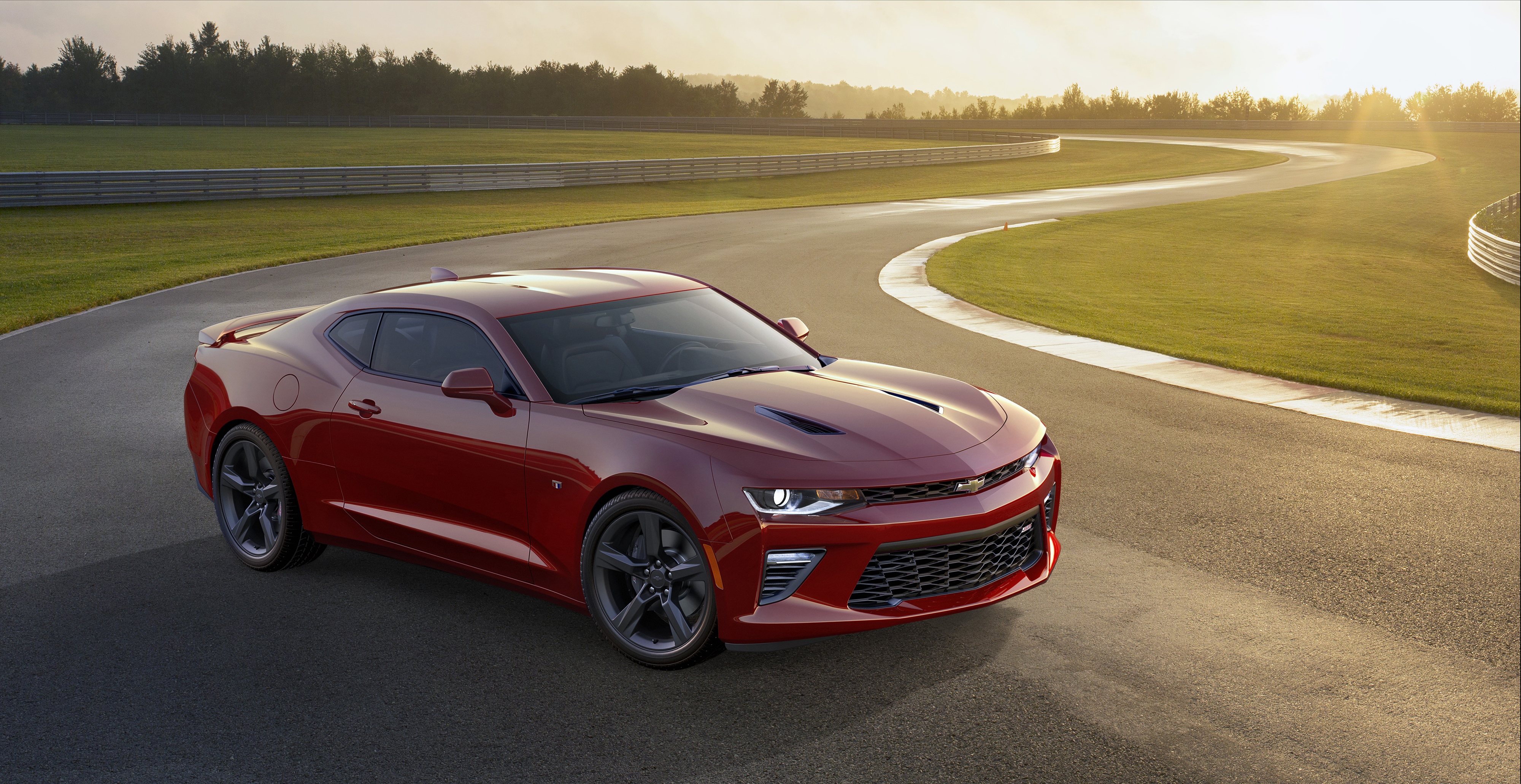 Design and specifications of the latest generation Chevrolet Camaro