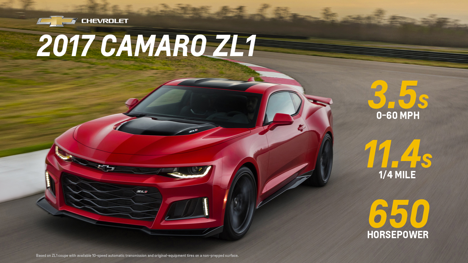 Camaro chevy camaro ss 1le : 2017 Camaro ZL1 and 1LE: Get Used To Our Taillights