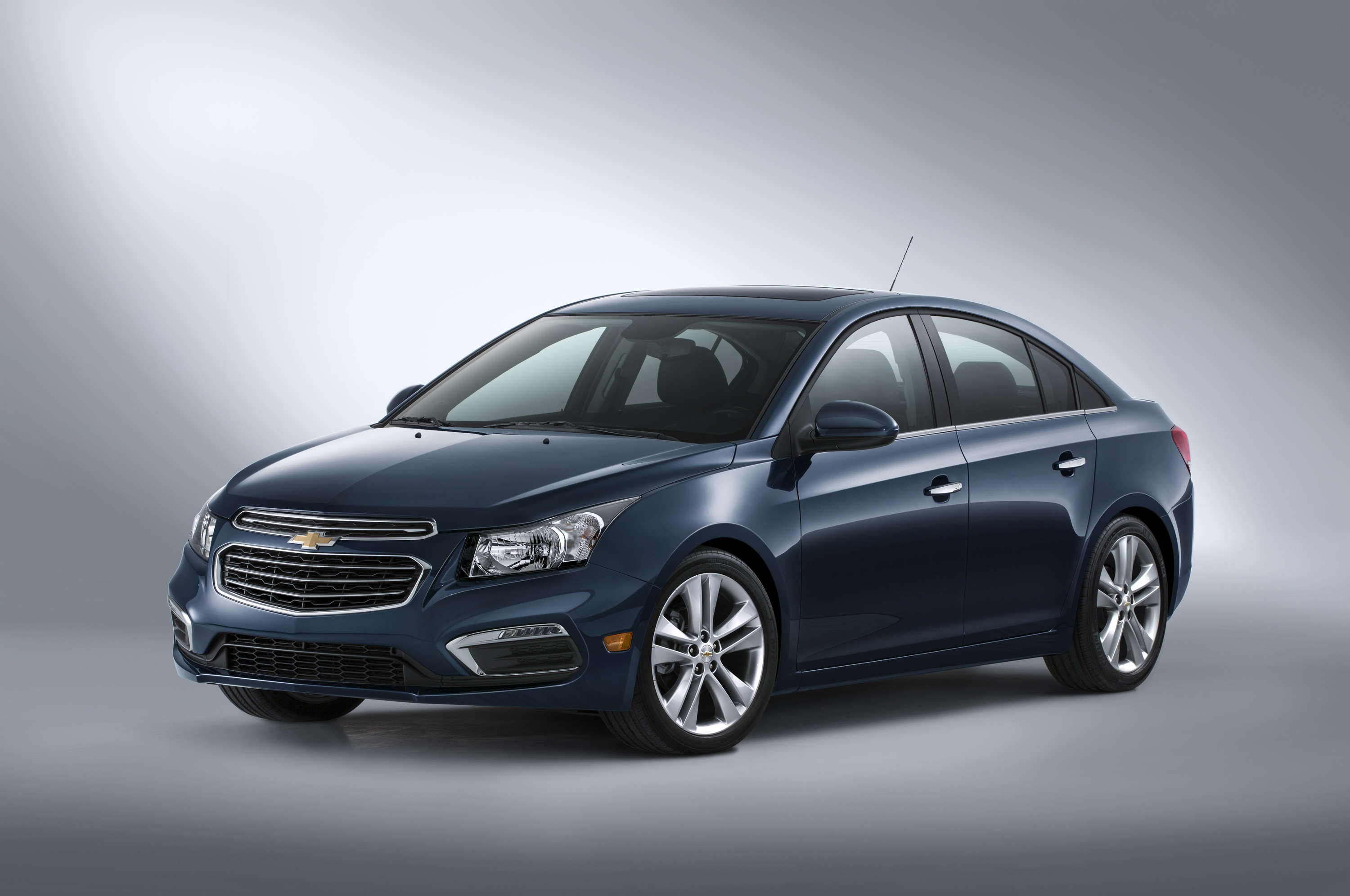 Styling Star 4G LTE Siri Updates for 2015 Chevy Cruze