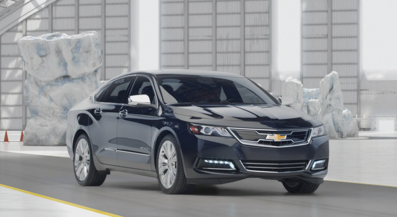 Impala black chevy impala : Stressed Out? 2014 Chevrolet Impala May Offer Some Relief