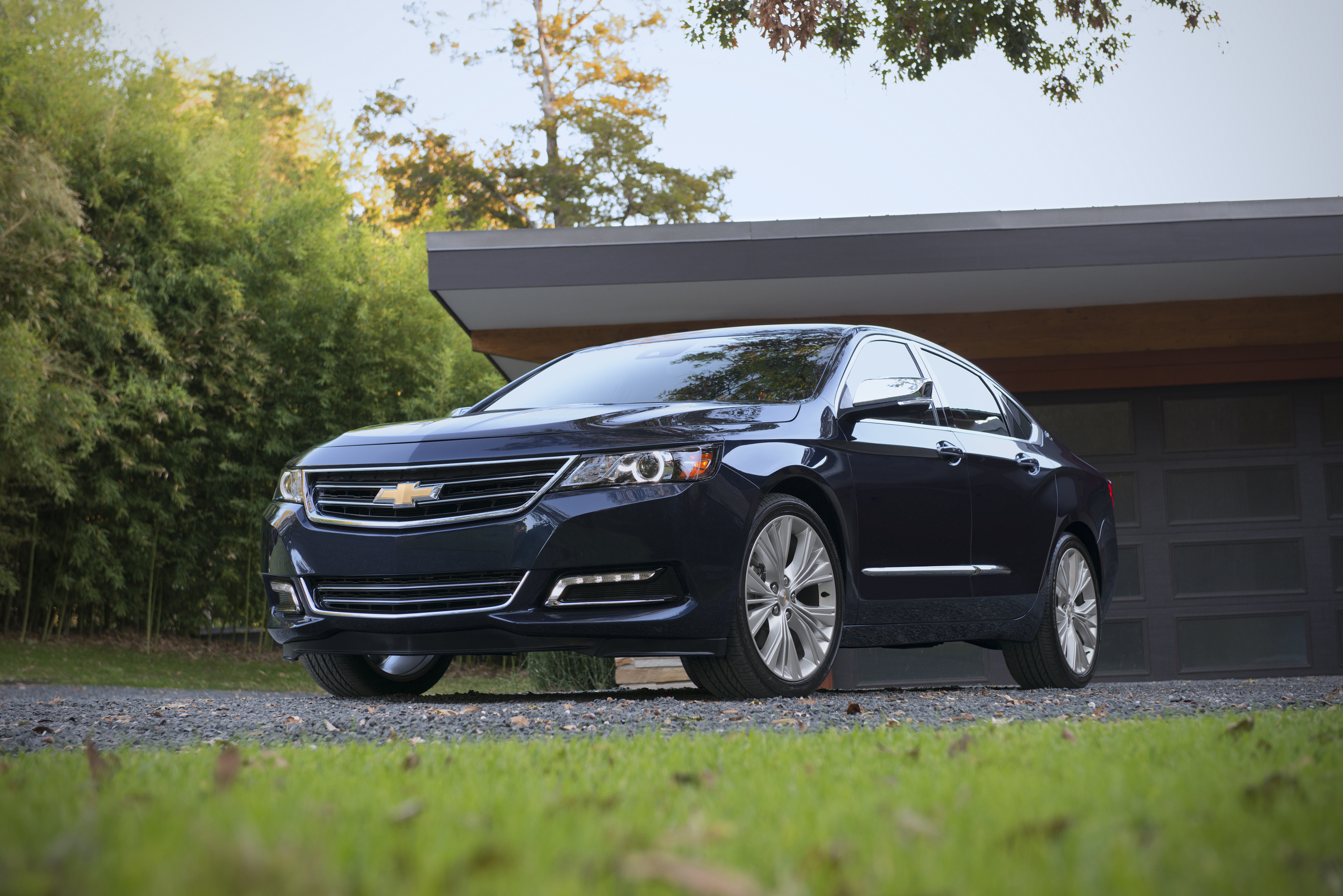 chevrolet makes stop/start standard in 2015 impala