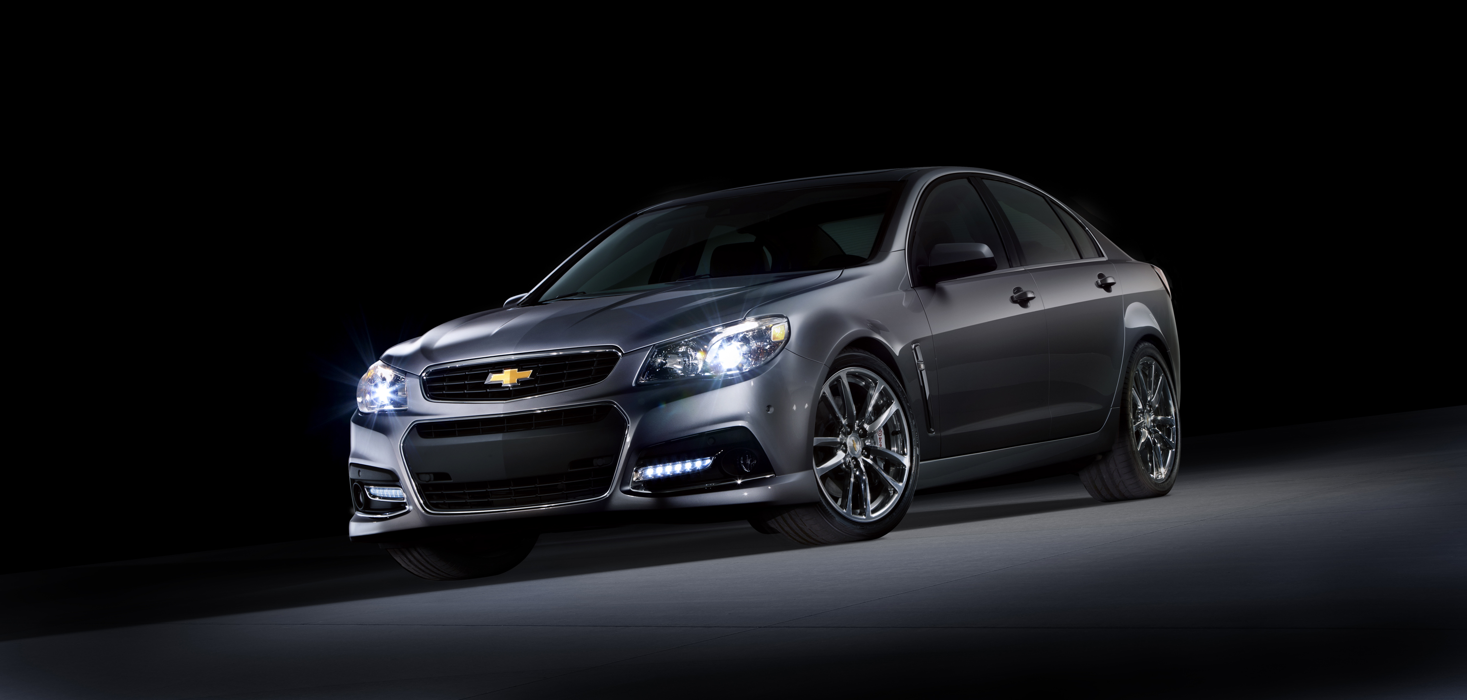 2014 Chevrolet SS: Performance Sedan with Racing DNA