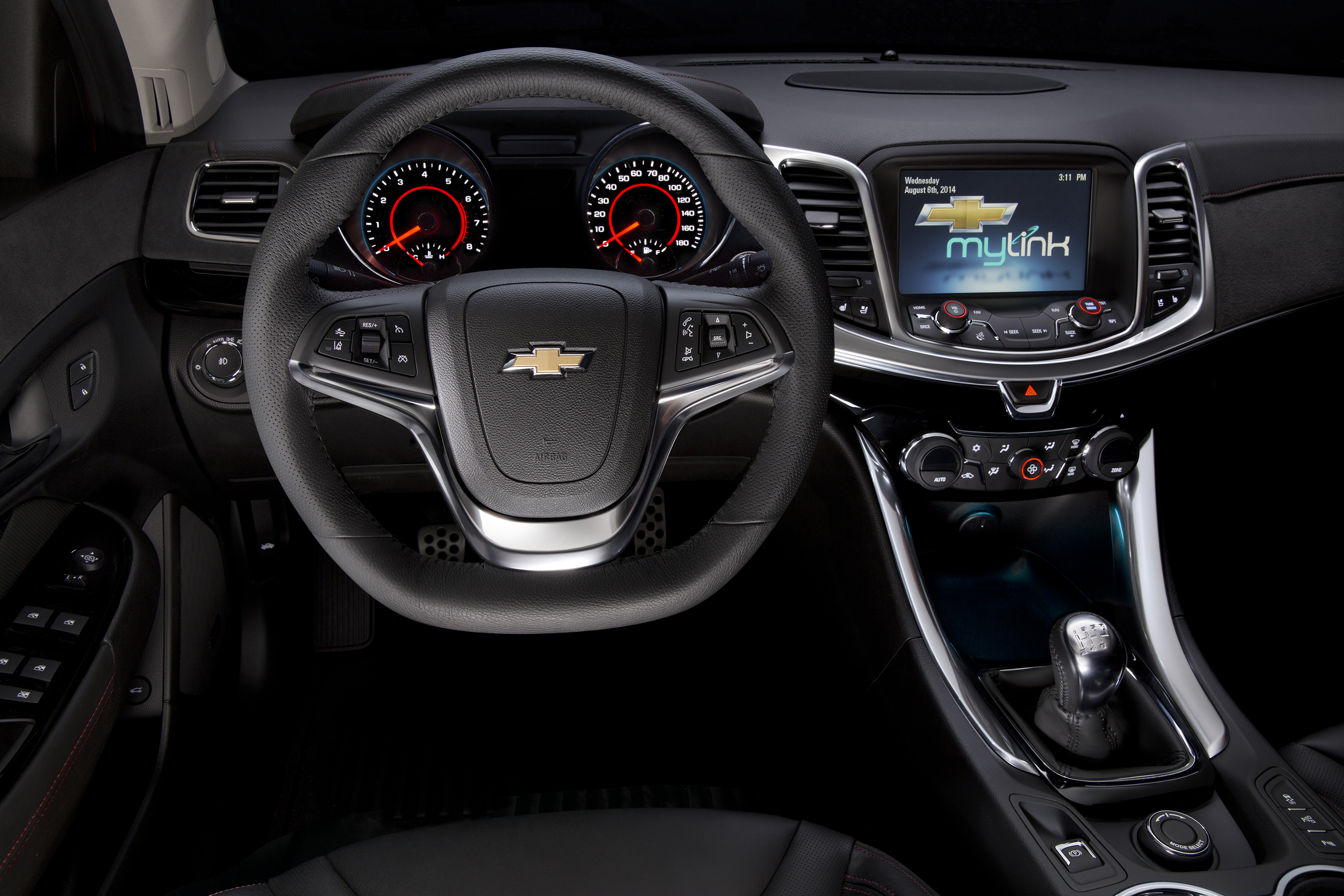 chevy ss manual or automatic