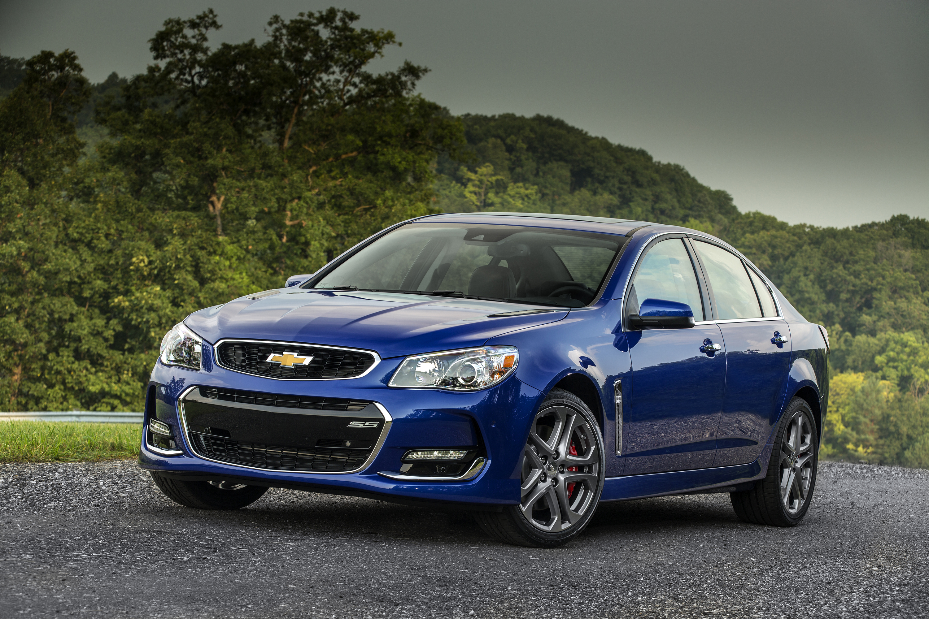 2016 Chevy Cars >> 2016 Chevrolet Ss Designed For Performance