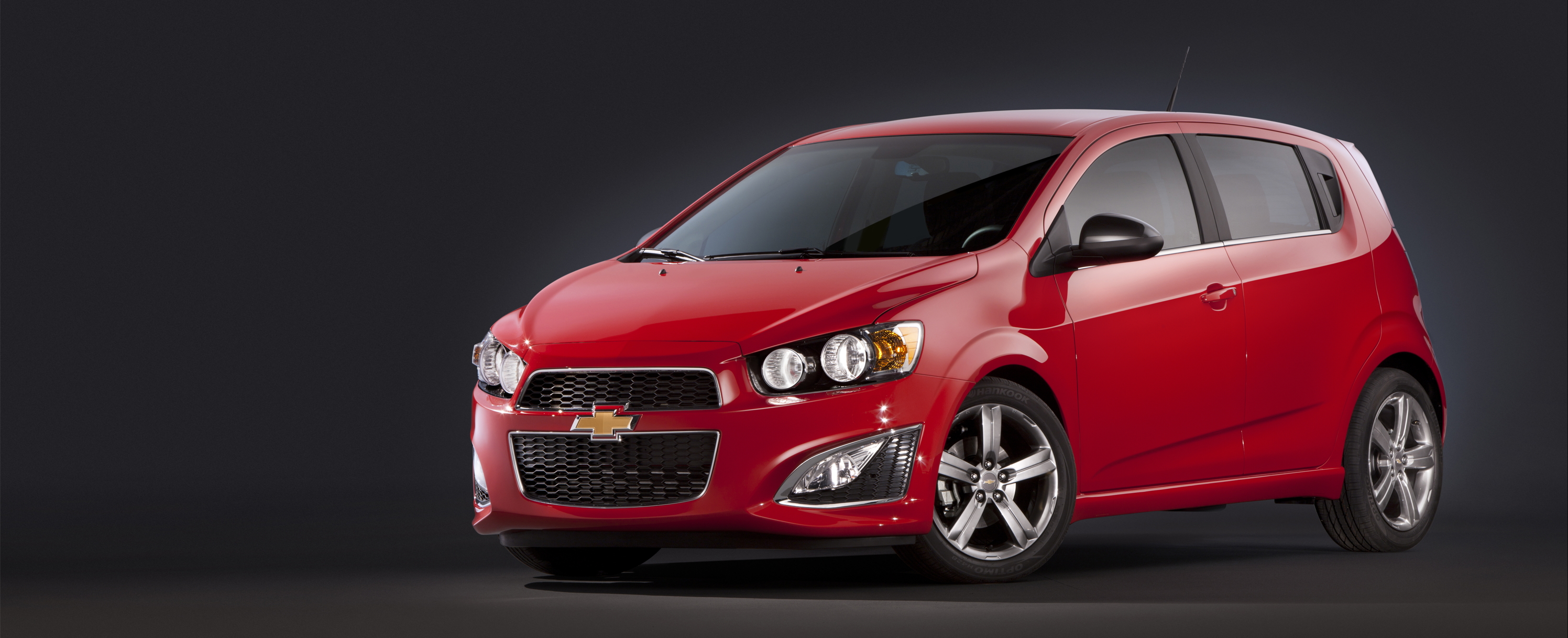 Chevrolet Pressroom - United States - Sonic RS