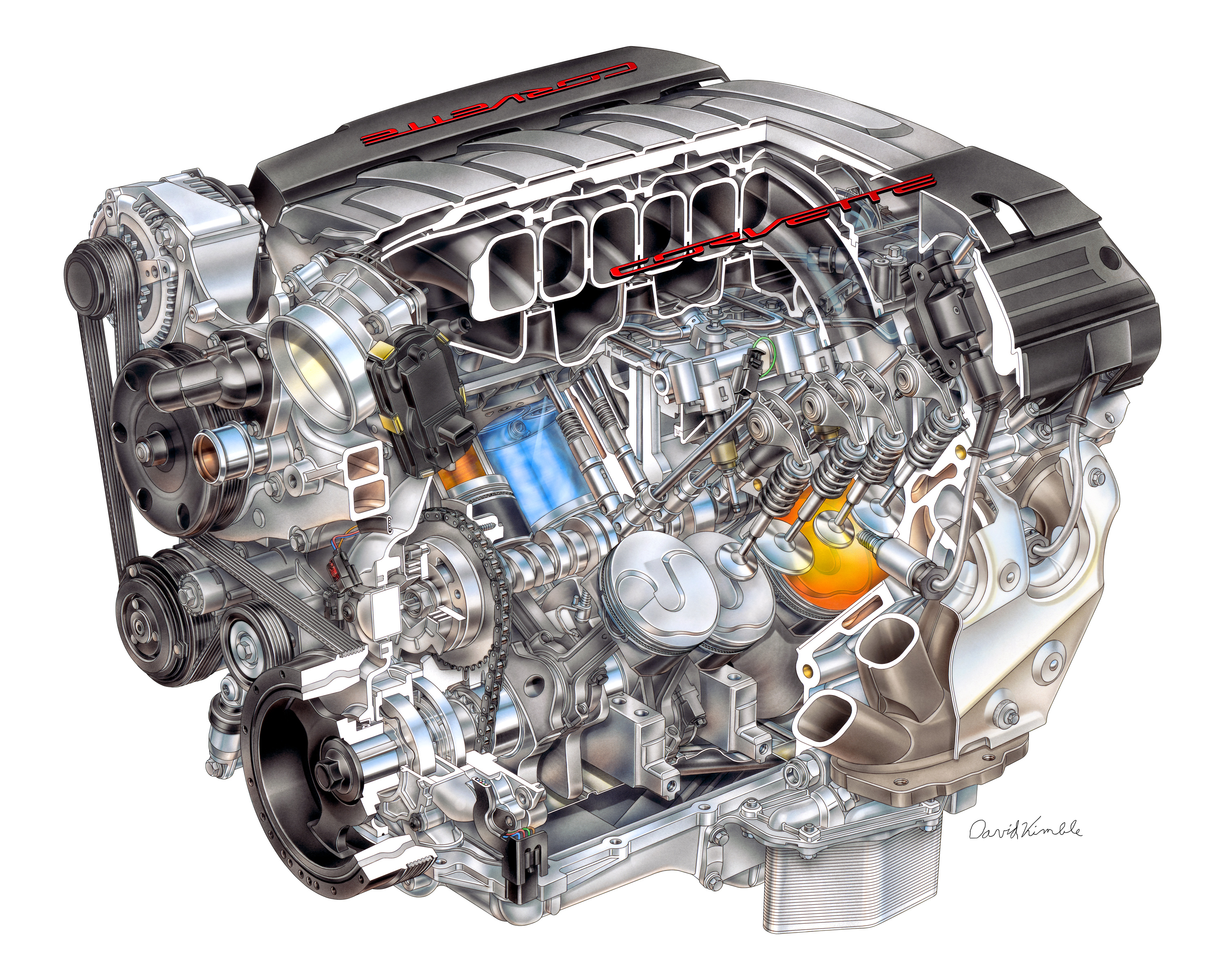 new era in small block performance launches gen 5
