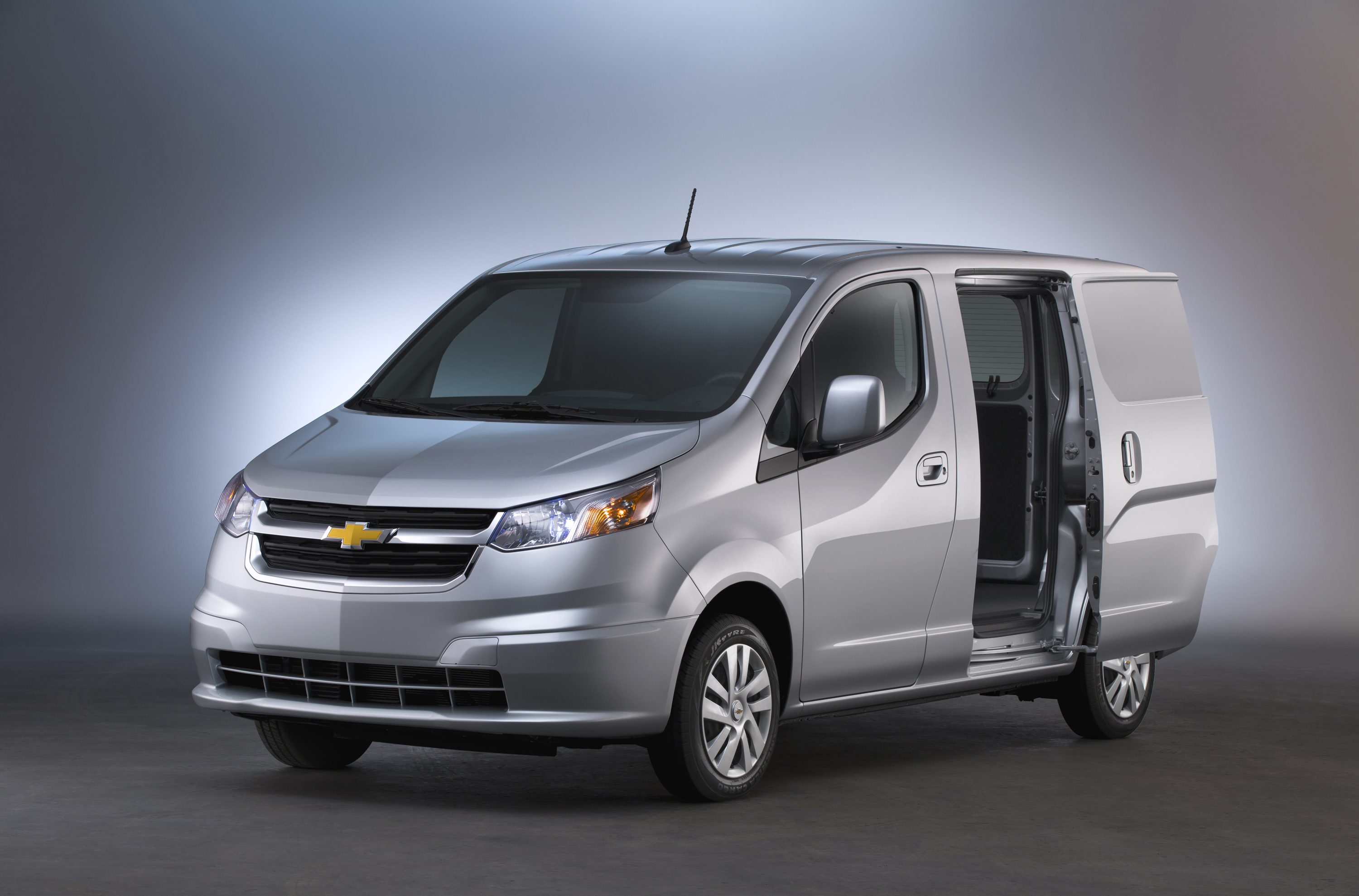e2284339be32 2015 Chevrolet City Express Delivers the Goods