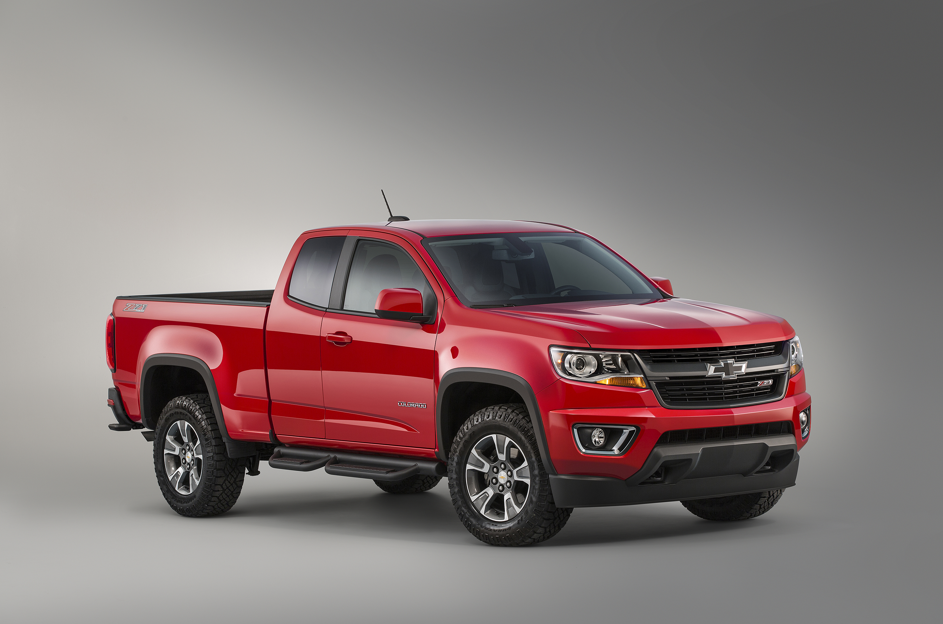 Chevy Colorado Z71 Trail Boss Edition On Point Off Road