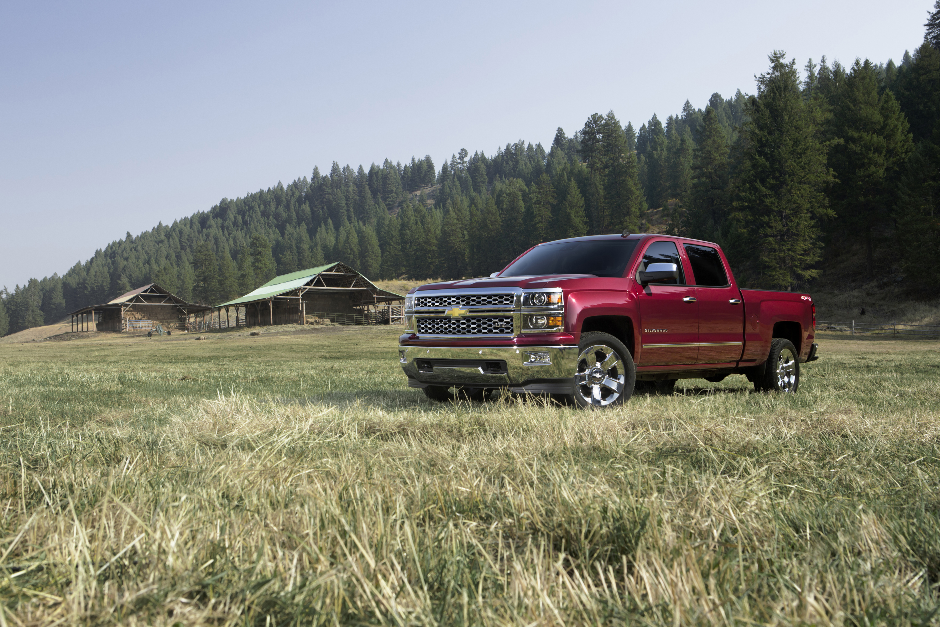chevy silverado models by year