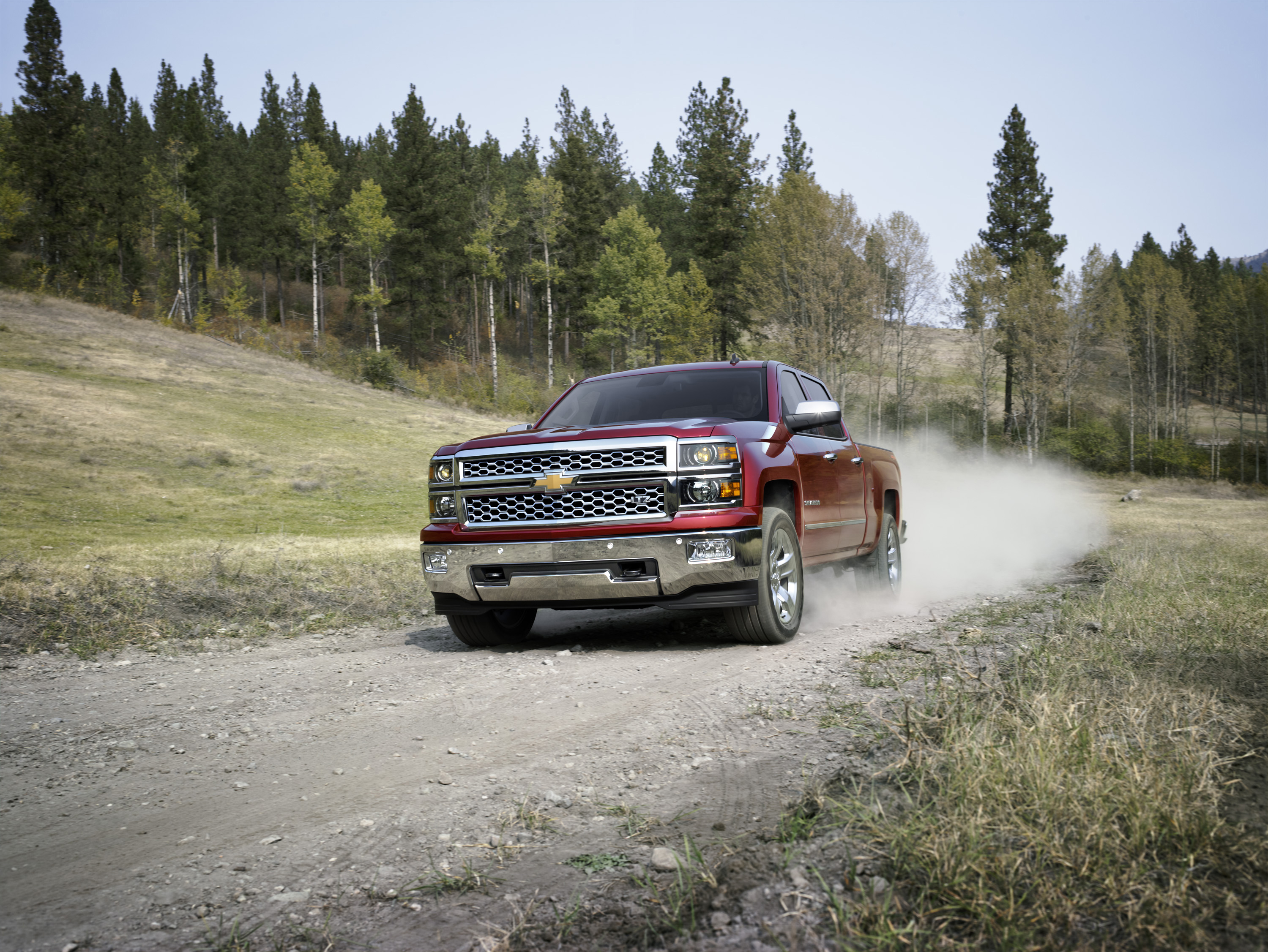 2014 Silverado Design Builds On The Strength Of Experience