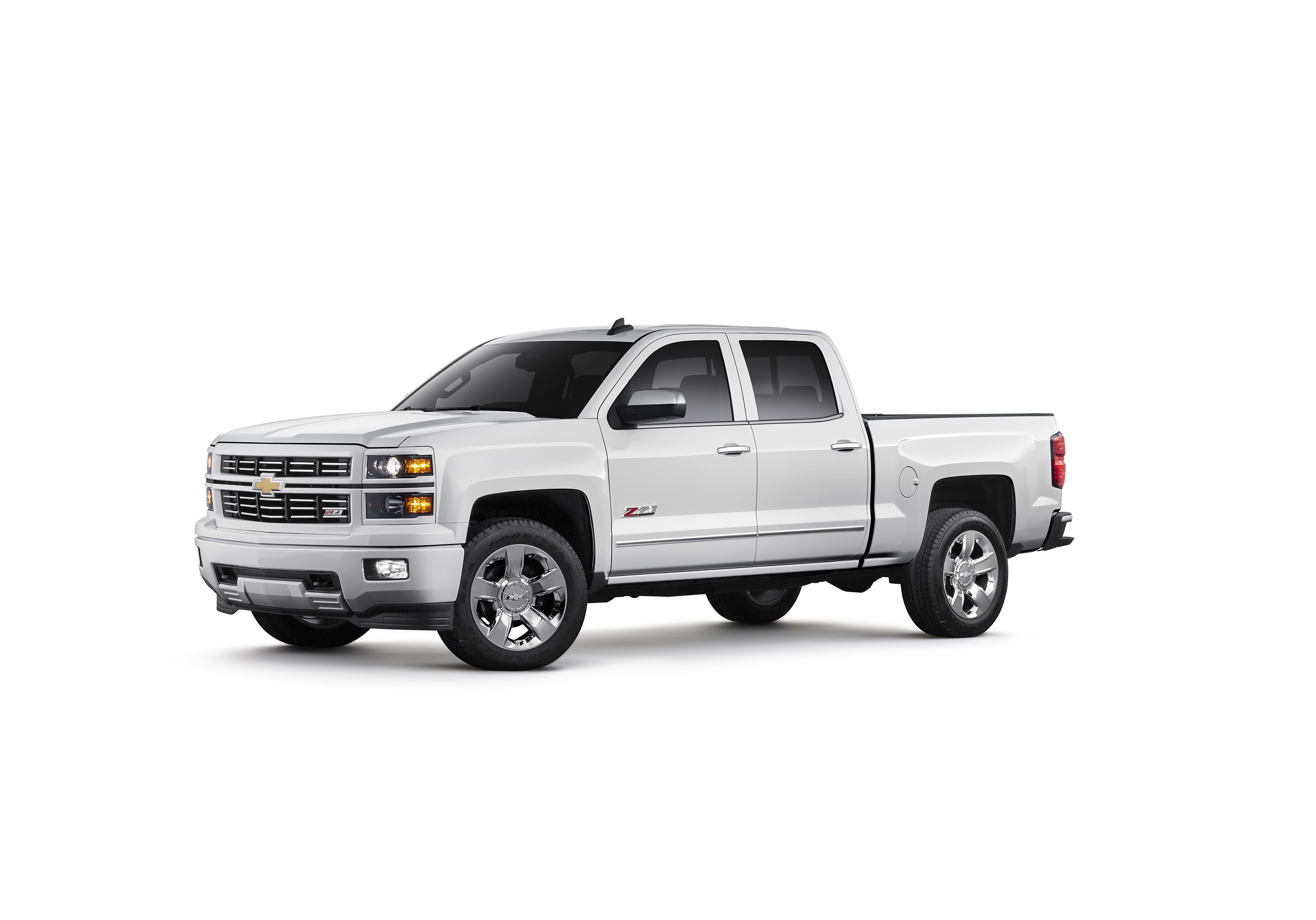 2015 Silverado Offers Custom Sport Package