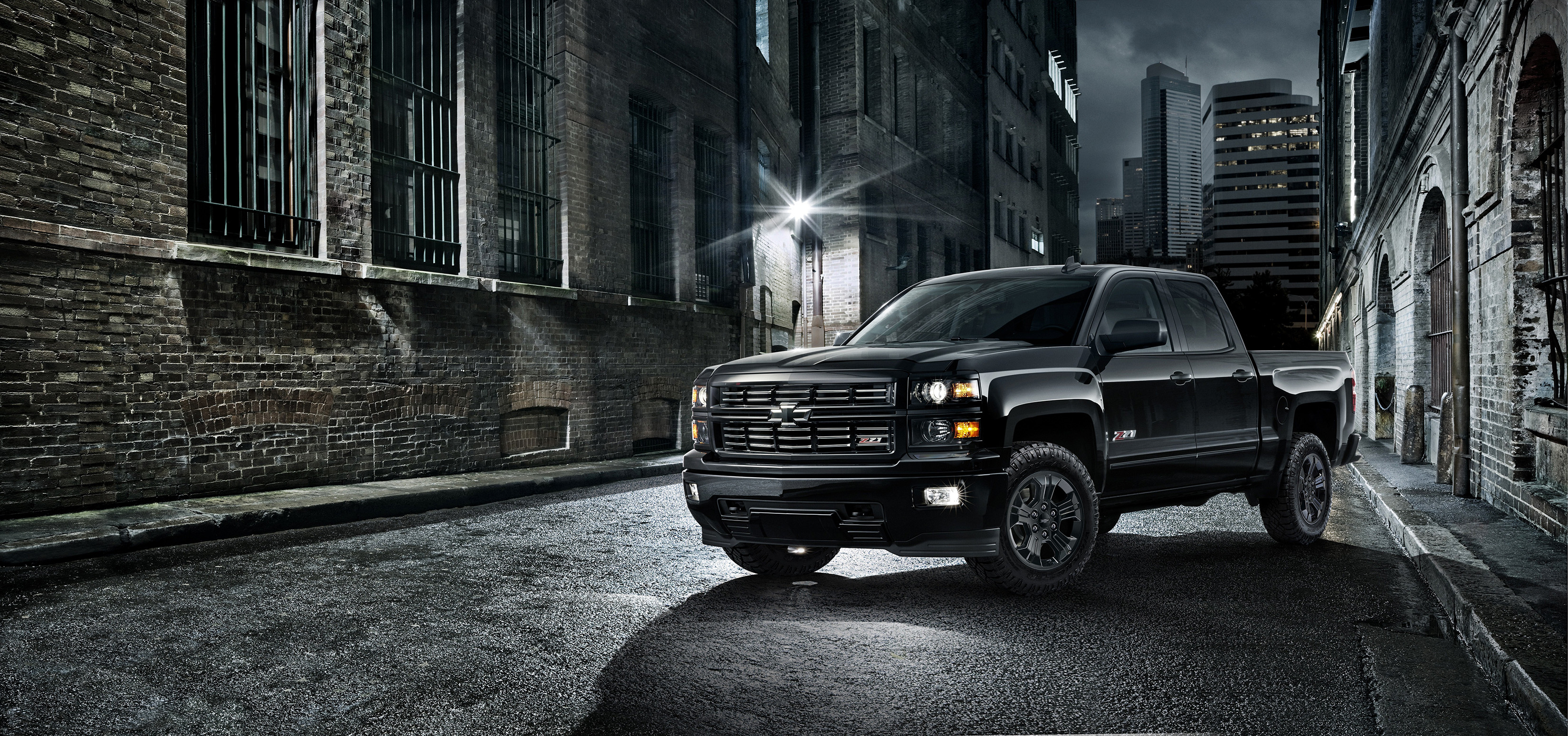 Chevy Midnight Edition >> 2015 Silverado Midnight Edition Is The New Black