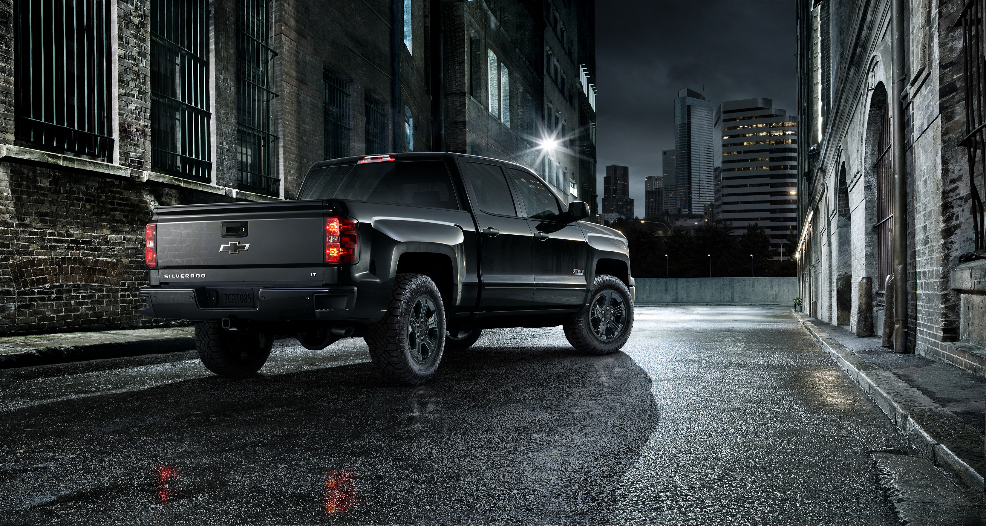 2015 Silverado Midnight Edition Is The New Black