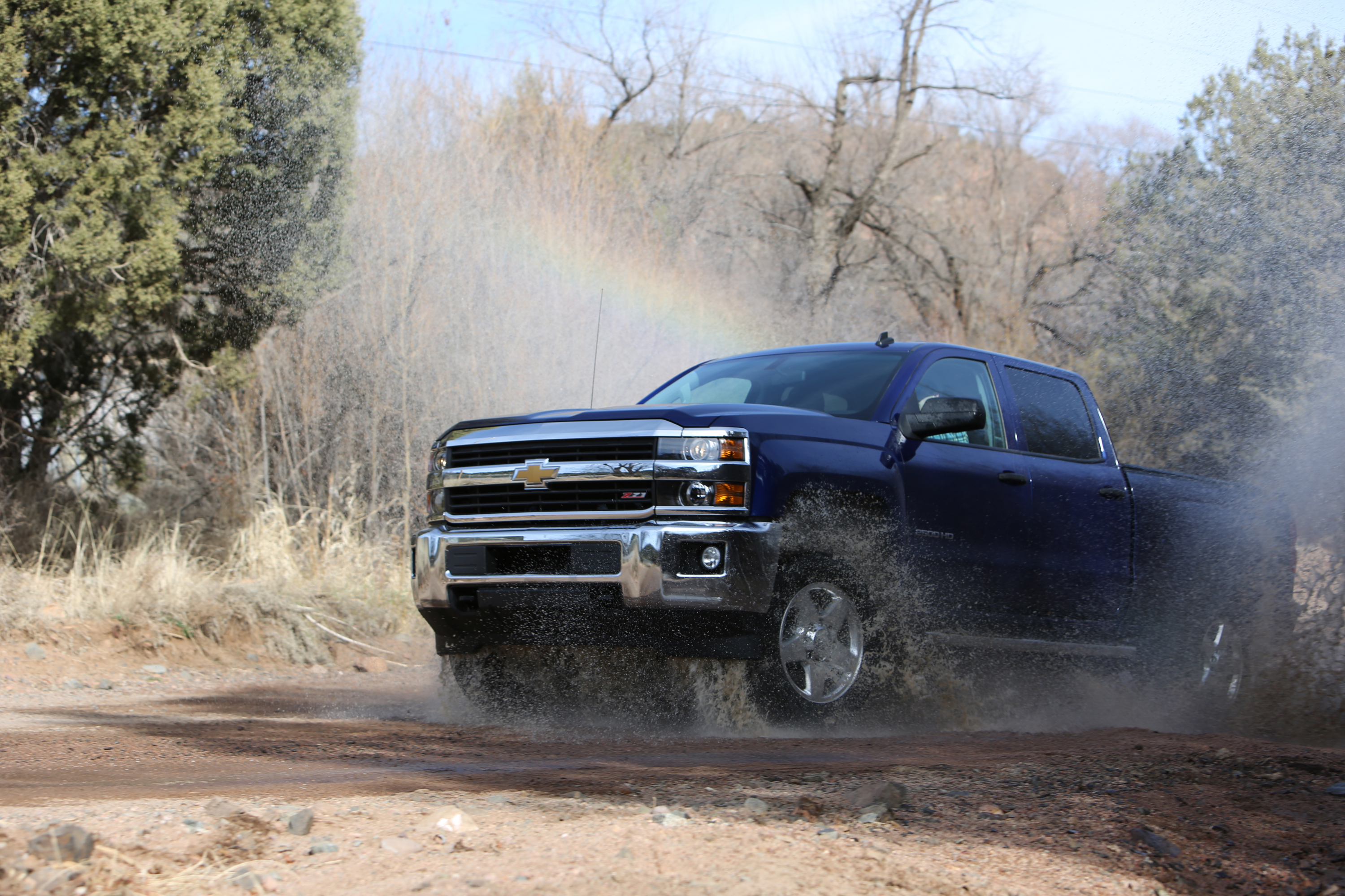 Chevy Trucks have a Lock on Capability