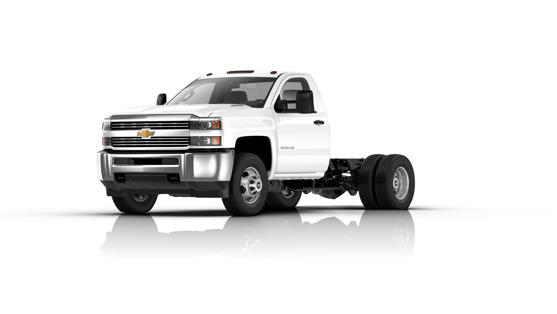 Chevrolet Pressroom - United States - Silverado 3500HD
