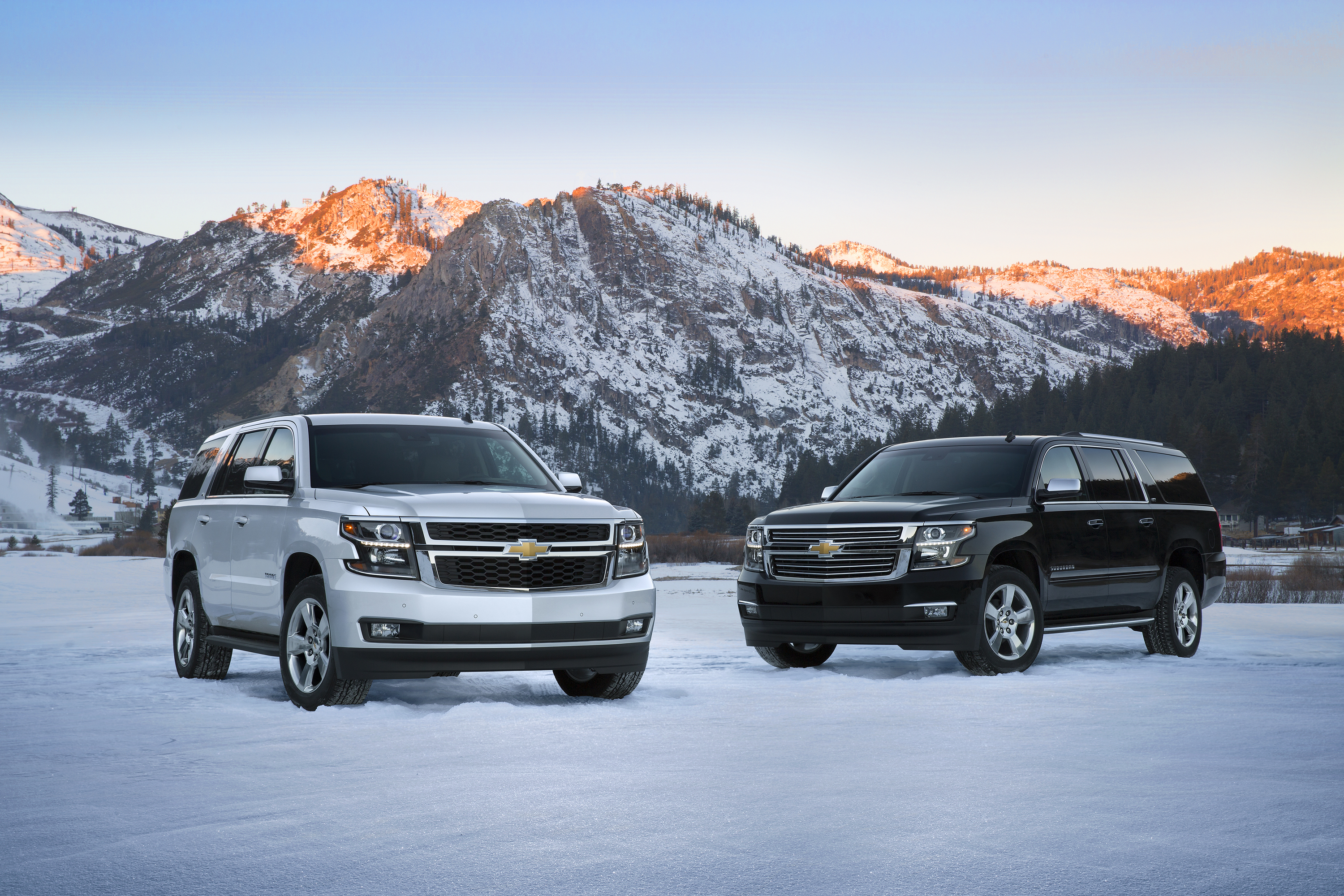 New Tahoe and Suburban Designed for Their Own Customers