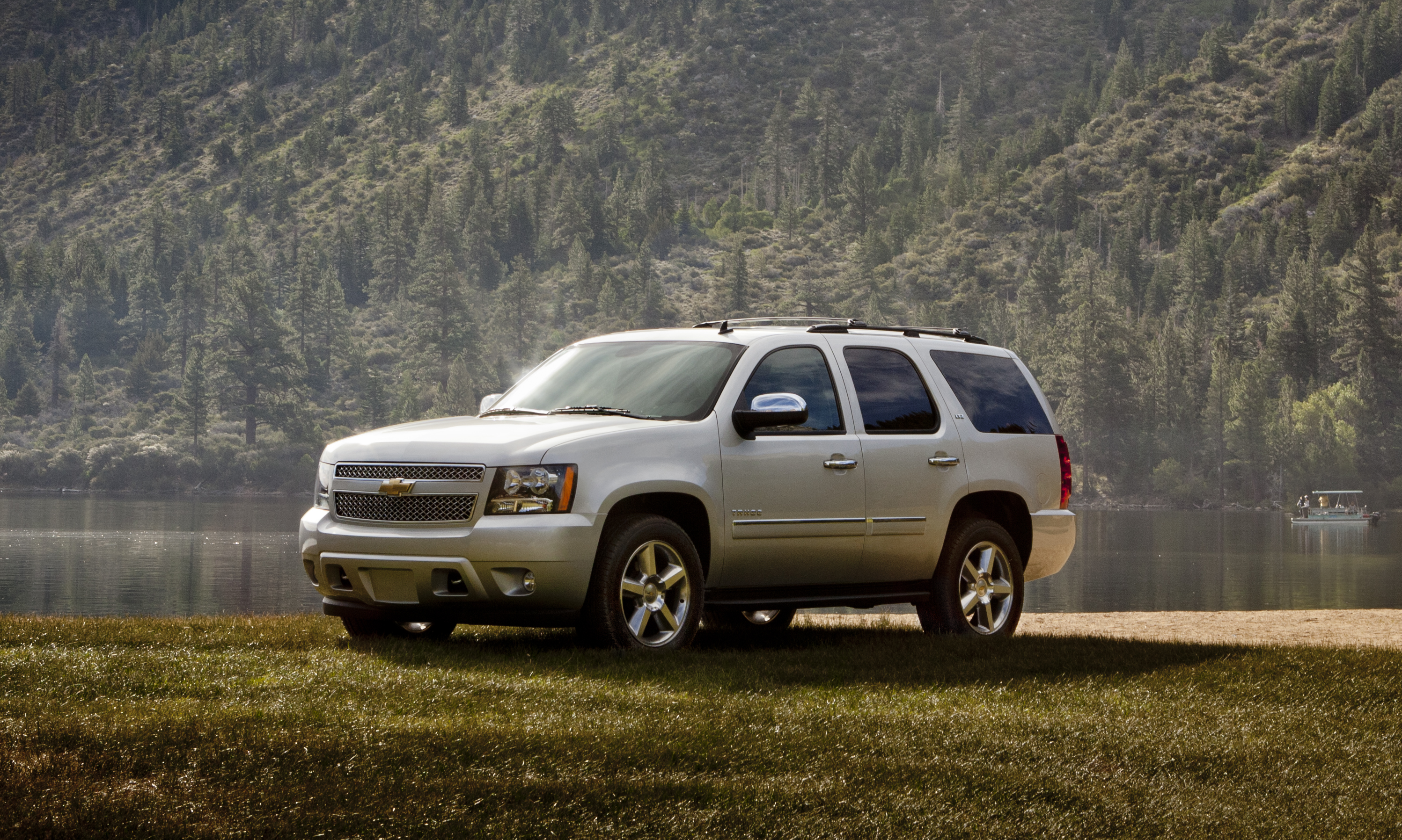Chevrolet Pressroom United States Tahoe