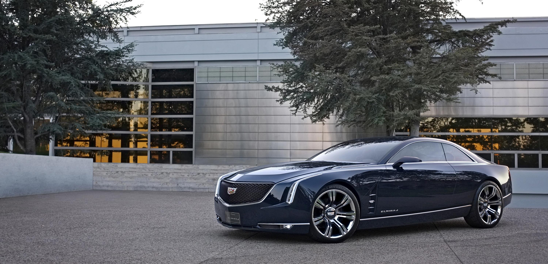 Elmiraj Concept Explores Top of Cadillac\'s Range