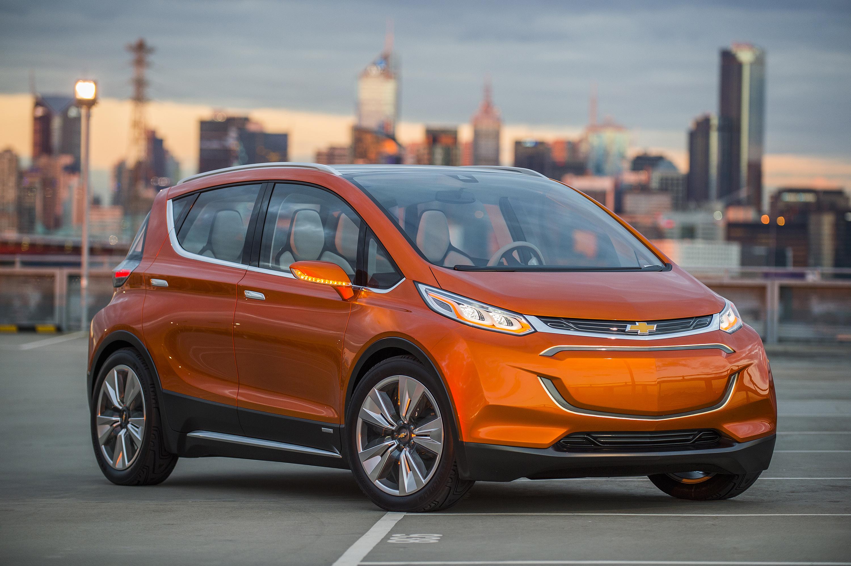 Chevrolet Bolt Ev >> Chevrolet Bolt Ev Concept Signals Brand S Ev Strategy