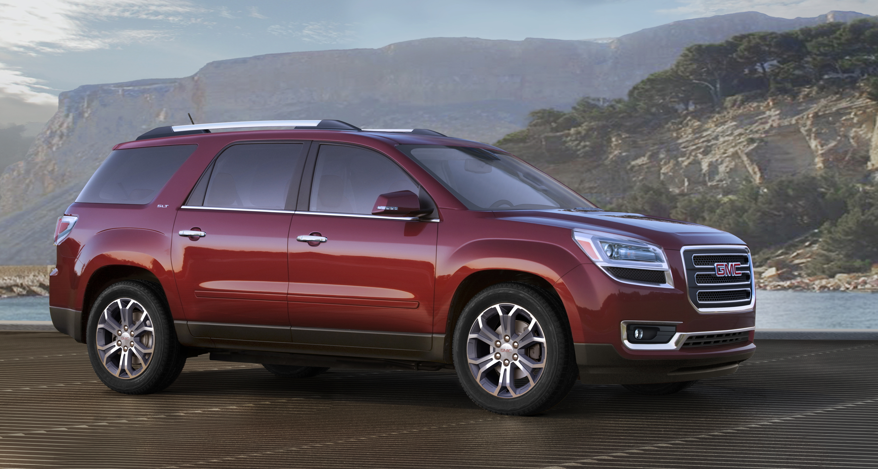 pic denali used cars gmc overview acadia cargurus