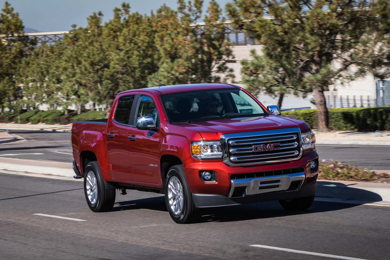 2016 Canyon: Small Pickup Truck - GMC