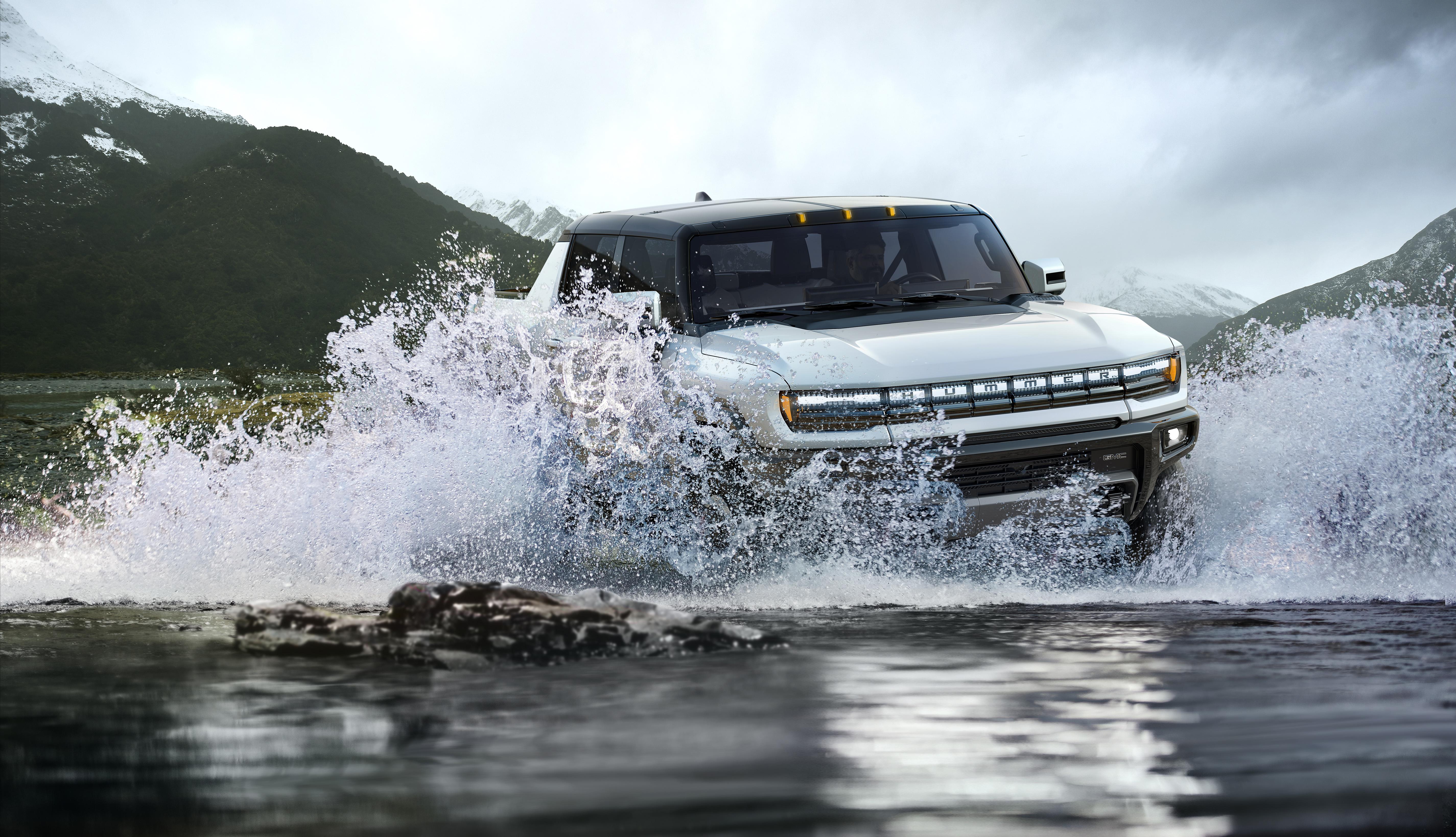 2022 Gmc Hummer Ev Edition 1 Off Road Beast