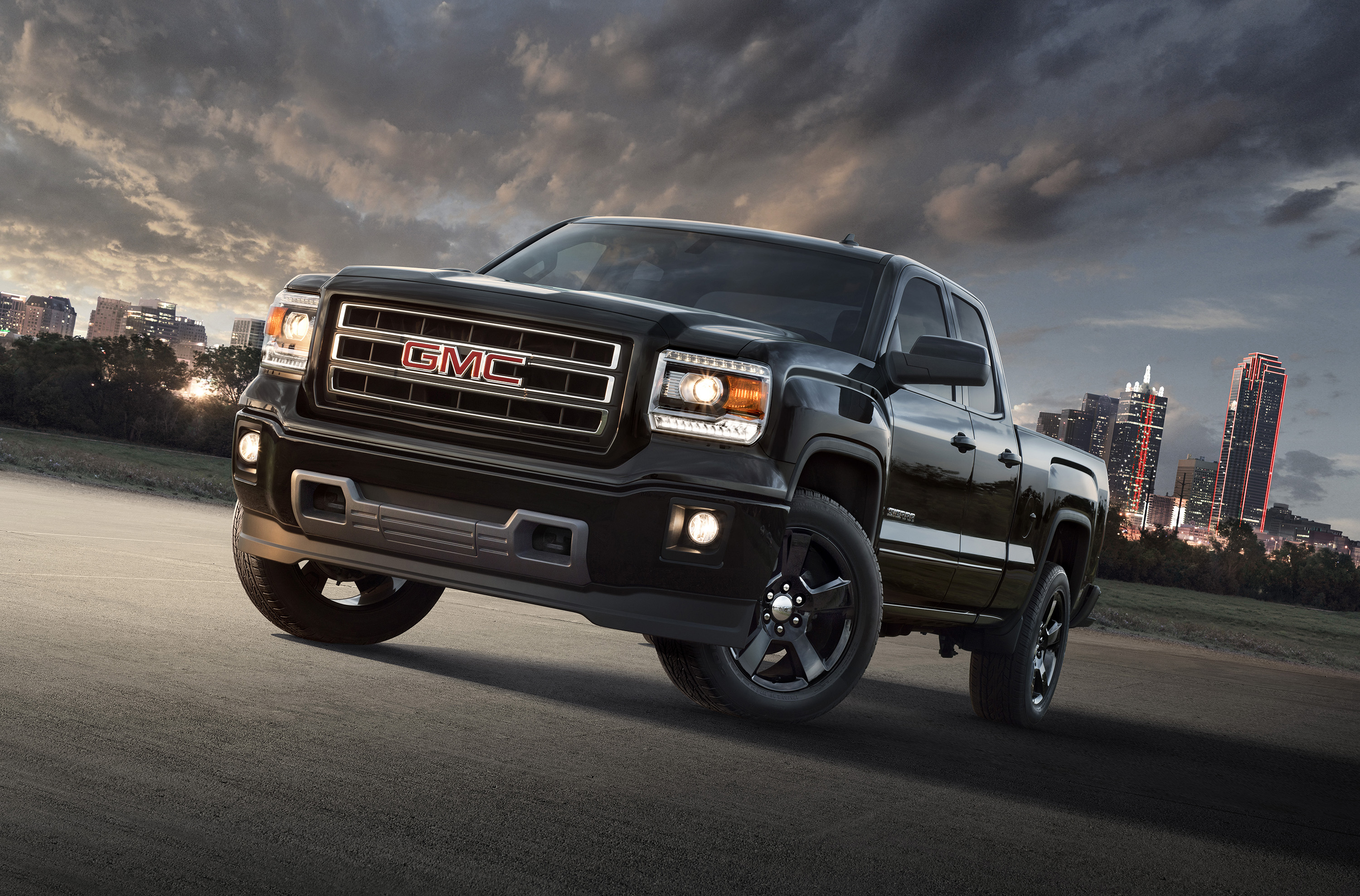 2015 Gmc Sierra Elevation Edition Starts At 34 865