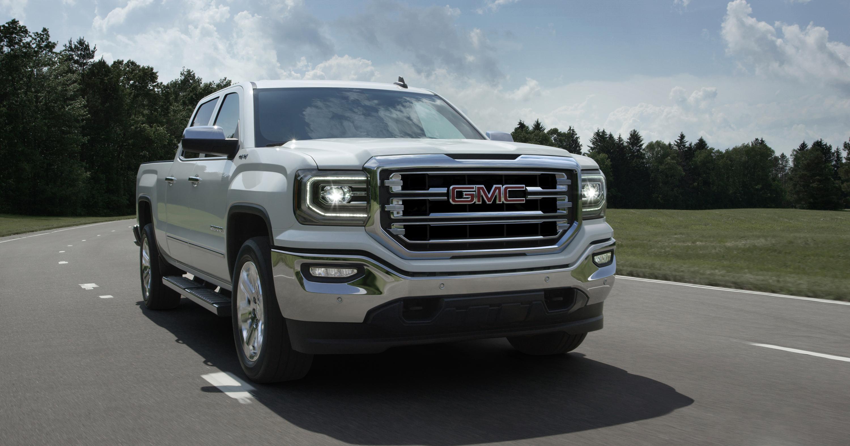 2016 Sierra 1500: Pickup Truck - GMC