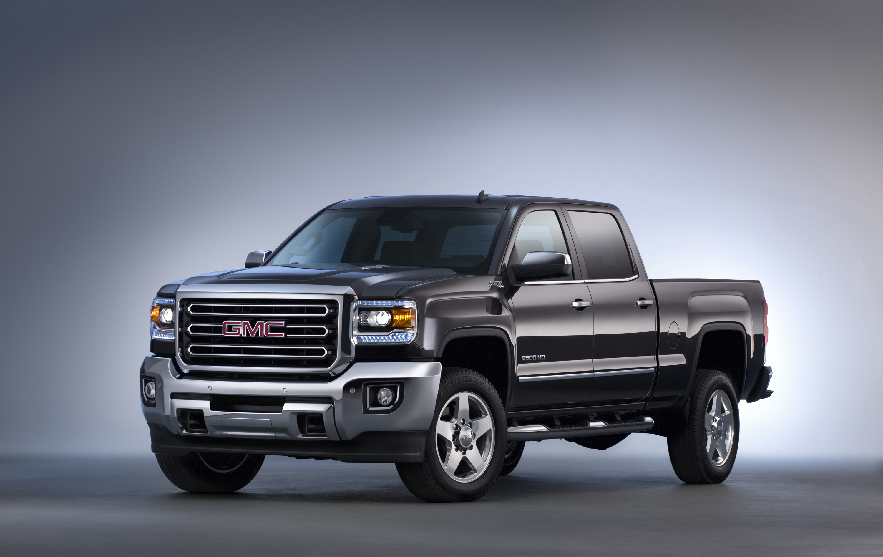 en vehicles front threequarter us states media united pressroom location gmc sierra