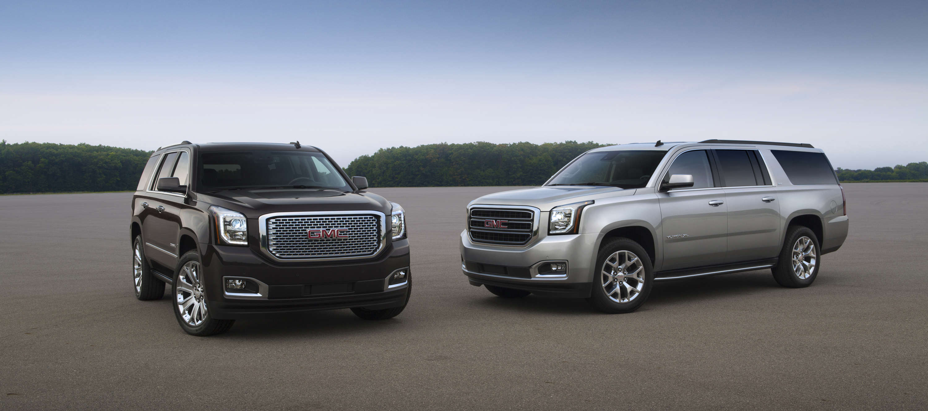 Stronger Chassis Enhanced Body Structure Contribute To Greater Comfort Quietness In 2015 Gmc Yukon Yukon Xl