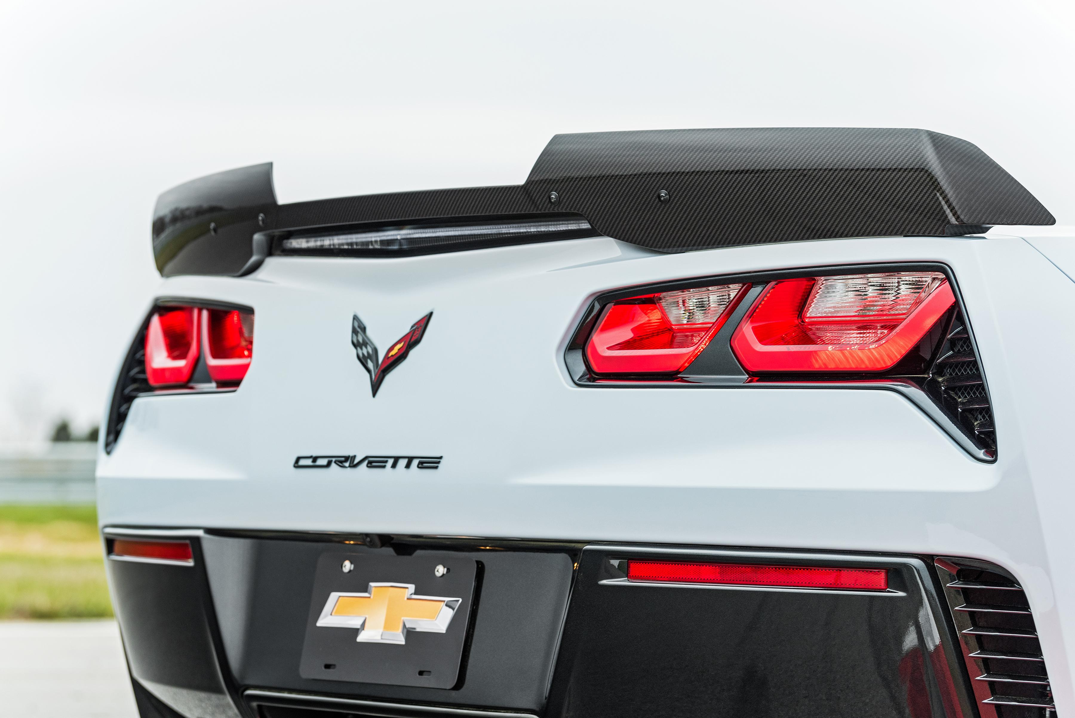 Chevrolet Corvette Carbon 65 Edition Marks Milestone 1954 Chevy Stingray