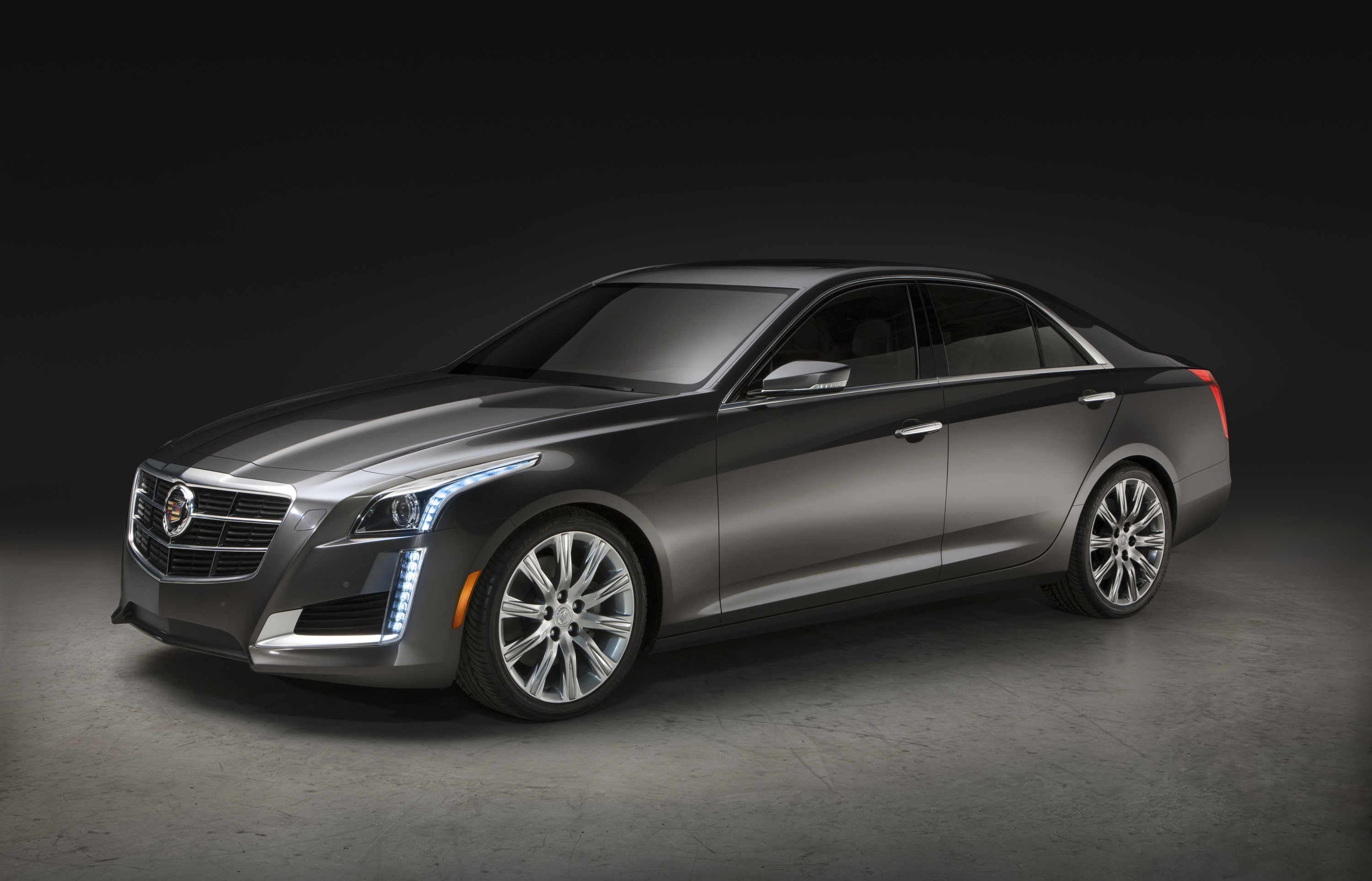 2014 cadillac cts preliminary specifications