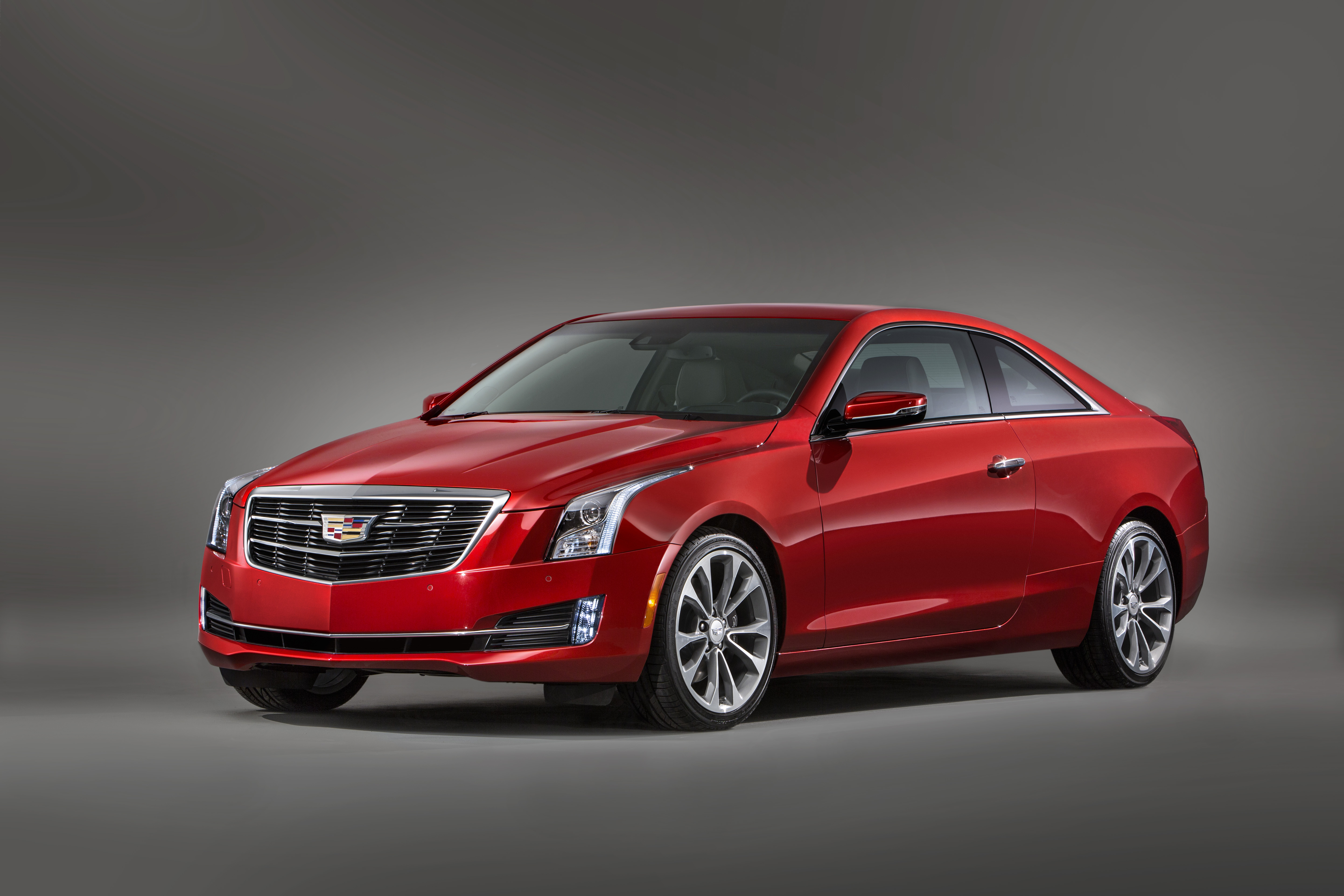 Cadillac Ats Coupe And Escalade To Make European Debut At Geneva