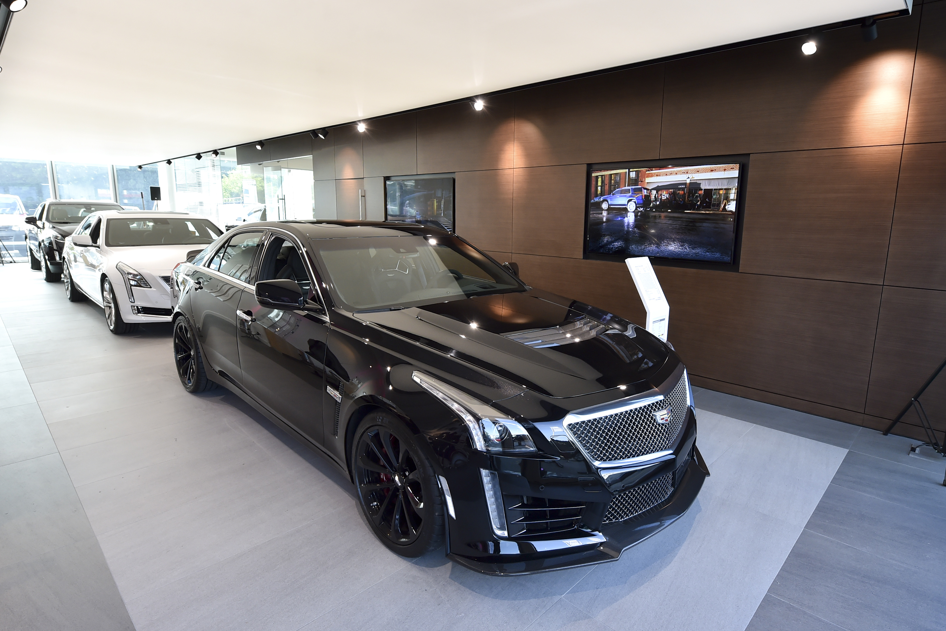 Cadillac Zurich Schlieren Officially Opened