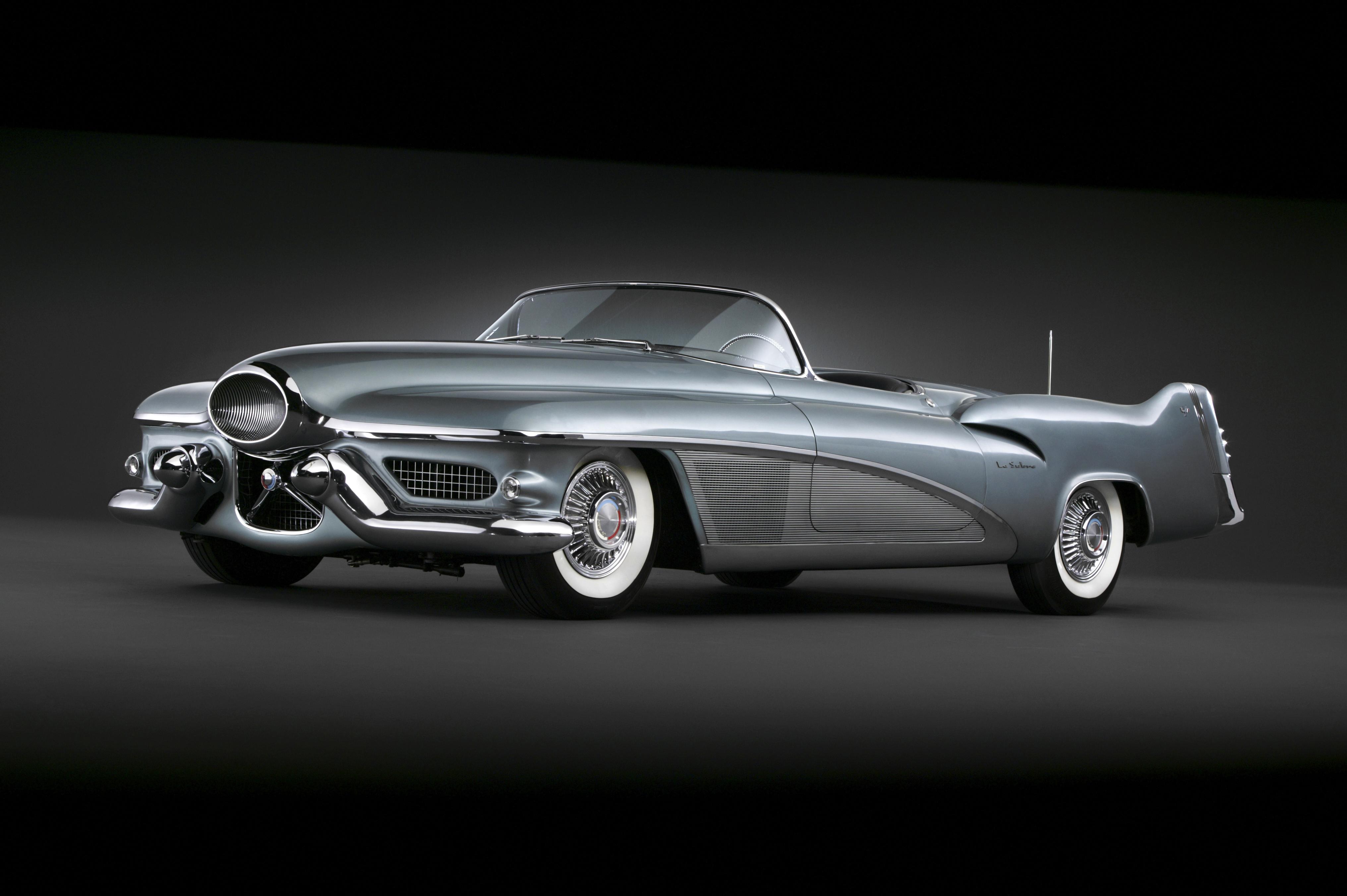 Photos Videos Ed Welburn Gm Retirement 51 Buick Lesabre Concept