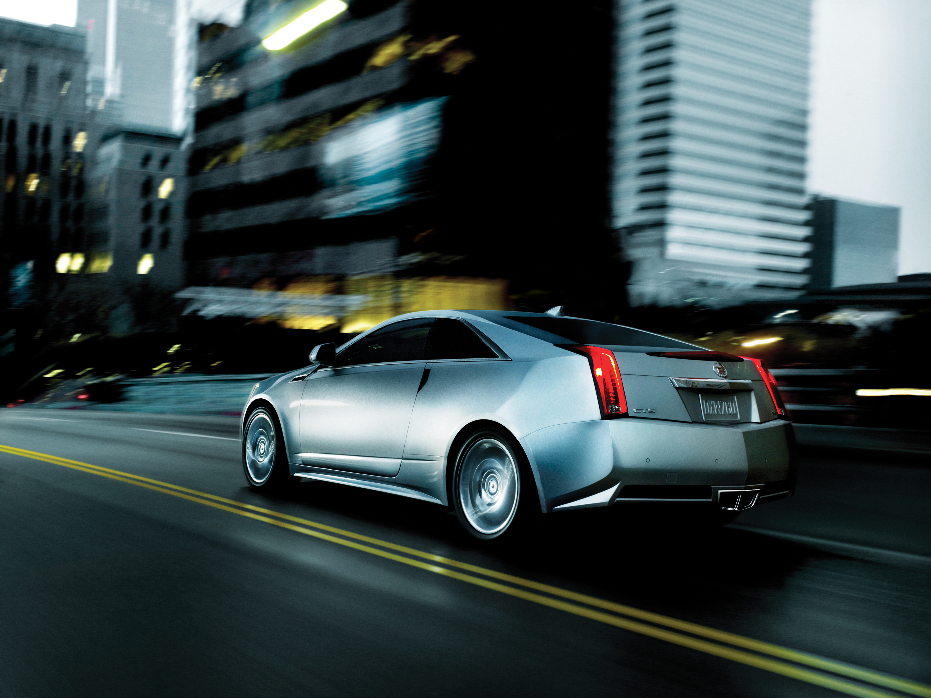 coupe view hp cadillac v cts lgw black
