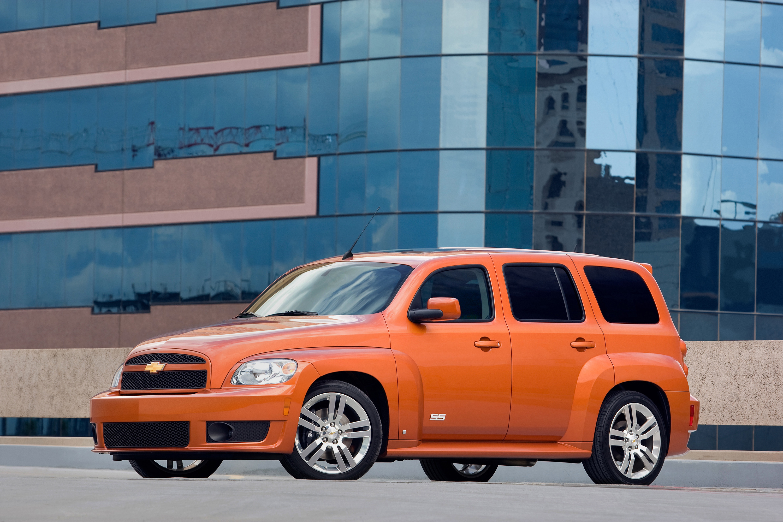 Chevrolet Pressroom United States Hhr