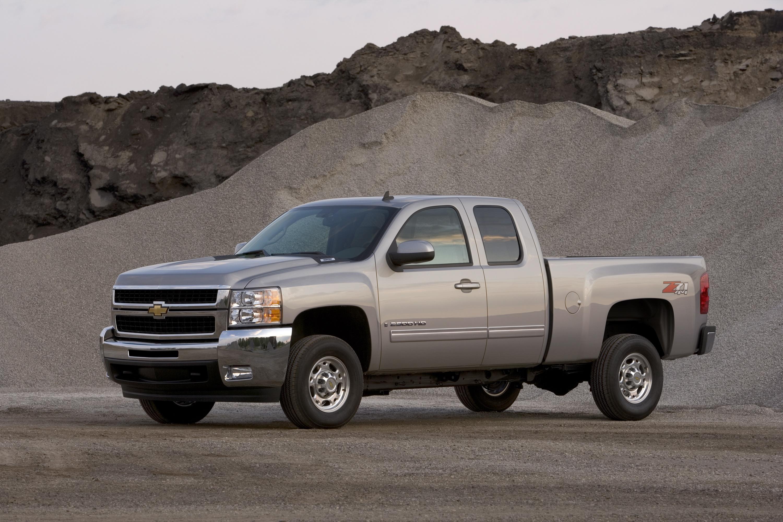 Chevrolet Pressroom - United States - Silverado 2500HD